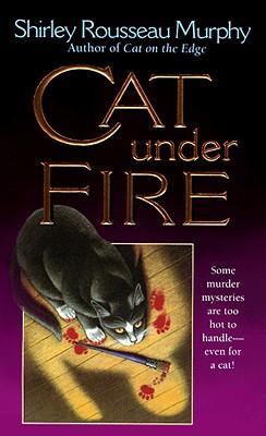 Cat Under Fire By Murphy, Shirley Rousseau